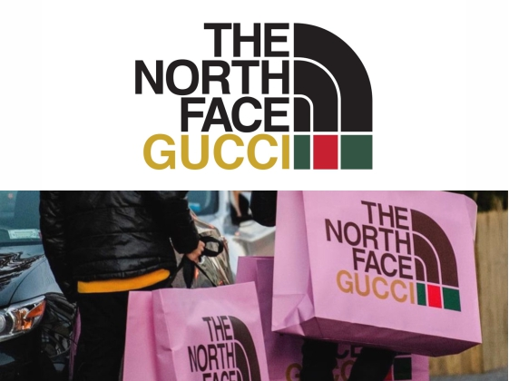 Kolekcija The North Face x Gucci Capsule